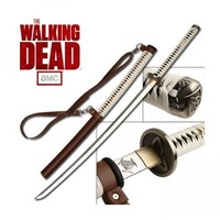THE WALKING DEAD MICHONNE SIGNATURE EDITION KATANA SAMURAI SWORD