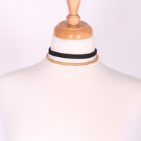 Double Trouble Choker