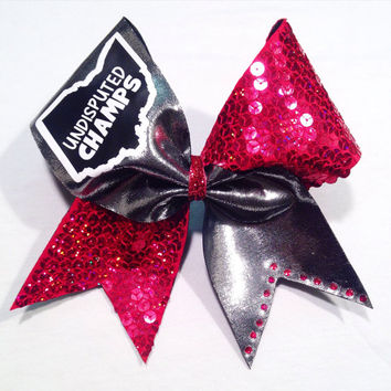 Undisputed Champs, Ohio State Cheer Bow
