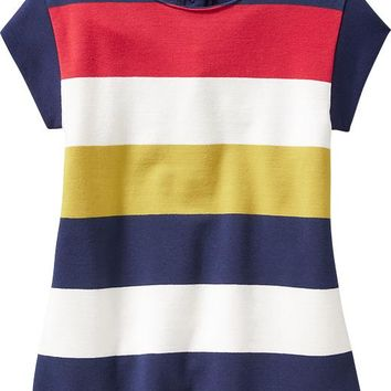 Old Navy Striped Shift Dress For Baby