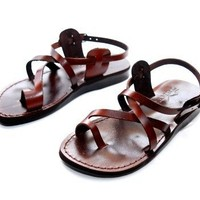 Biblical Jesus Yashua Sandals for Men & Women Holy Land (European Sizes 35 to 46)