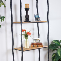 Large South Fork Double Etagere