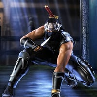Ninja Gaiden Ryu Hayabusa video game poster 18x24