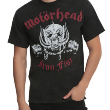 Motorhead Iron Fist T-Shirt