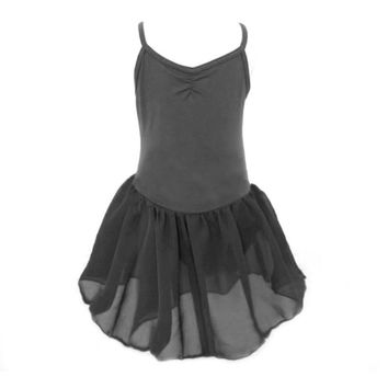 Fashion Girl Kids Toddler Ballet Dance Tutu Dress Gymnastics Leotard Dancewear NW