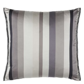 Designers Guild Tanchoi Graphite Decorative Pillow