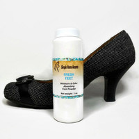 Fresh Feet Powder, Foot Powder, Foot Odor Powder, Gift under 10