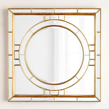 Square Beveled Mirror - Regina-Andrew Design