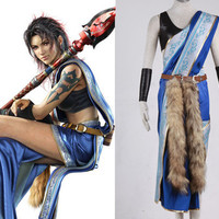 Oerba Yun Fang Costume from Final Fantasy XIII Cosplay Costume