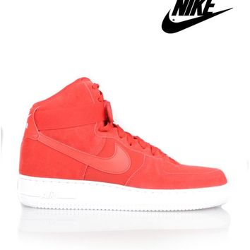 NIKEAIR FORCE 1 HIGH 07 - RED