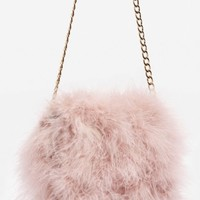 Topshop Riga Feather Crossbody Bag | Nordstrom