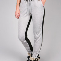 Track Star Trousers | Trendy Bottoms at Pink Ice