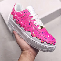 "Nike Air Force 1 Low ""Doughnut"" Casual Shoes"