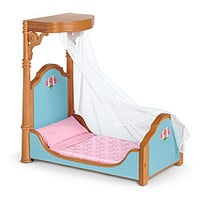 American Girl® Dolls: Half-Canopy Bed