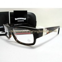 Chrome Hearts Dismembered Flerknee OST Eyeglasses [Dismembered Flerknee OST] - $208.99 : Chrome hearts online shop:chrome hearts jewelry 2012 collection!