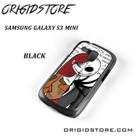 The Nightmare Before Christmas Quotes For Samsung Galaxy S3 Mini Case YG