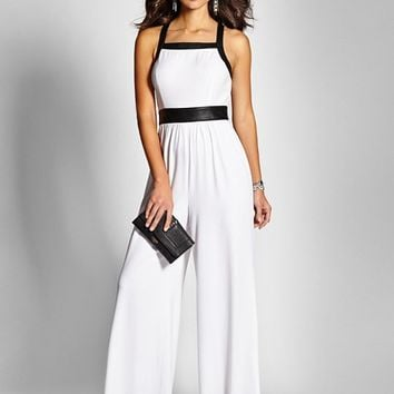 Flavia Sleeveless Jumpsuit | GUESS.com
