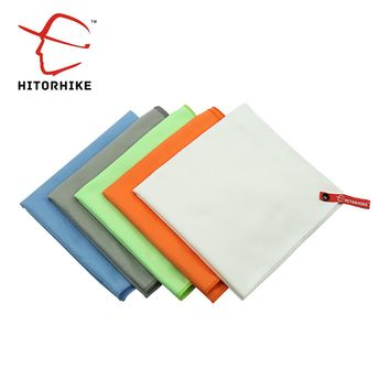 Microfiber Ultralight Compact Quick Drying Towel Camping Hiking Swimming Sports Hand Face Towel Outdoor Travel Kits