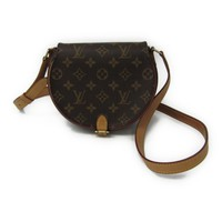 Louis Vuitton Monogram Tambourine M51179 Women's Shoulder Bag Monogram BF314993