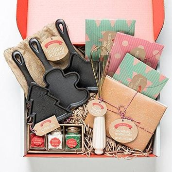 The 'Sweet Holiday' Gourmet Bakers Cookie Decorating Gift Box by...