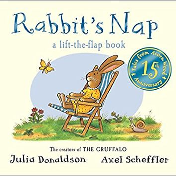 Rabbit's Nap (Tales From Acorn Wood) Board book – January 1, 2015