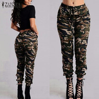 Camouflage Army Cargo Pants