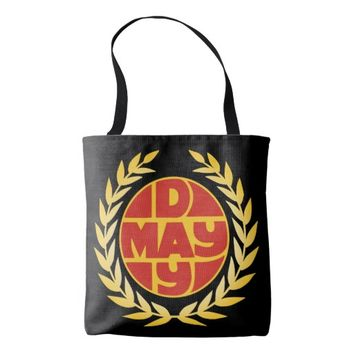 Happy International Worker's Day Tote Bag