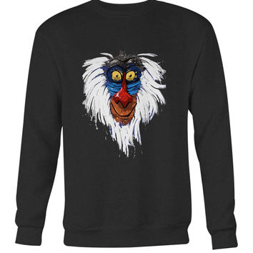 The Lion King Rafiki Long Sweater