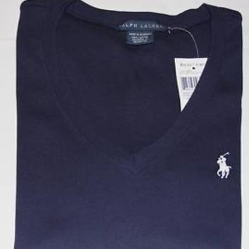 Shop Polo Ralph Lauren V Neck On Wanelo