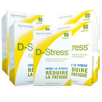 4+1 D-Stress Pack | Synergia