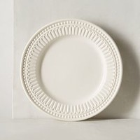 Ceres Side Plate by Anthropologie in White Size: Side Plate Dinnerware