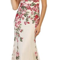 Long Plus Size Dress Formal Evening Party Prom Gown