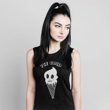 Ice Cold Muscle Tee