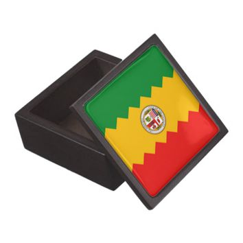 Los Angeles Flag Premium Gift Box