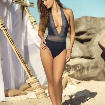 DCCKAV3 Island Fantasy One Piece Swimsuit