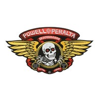 Powell-Peralta Winged Ripper Patch