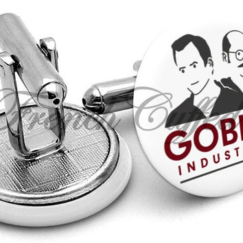 Arrested Development Gobias Industries Cufflinks
