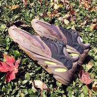 ADIDAS YEEZY BOOST 700 Tide brand fashion retro men and women thick platform old shoes sneakers 2#