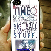 Doctor Who Quotes Cool iPhone Case And Samsung Galaxy Case