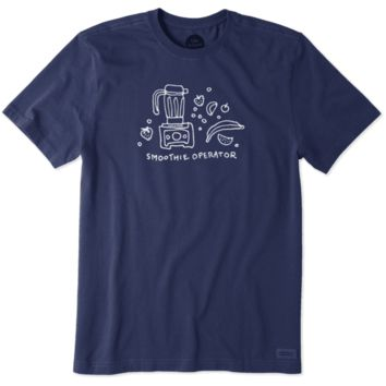 Men's Smoothie Operator Crusher Tee