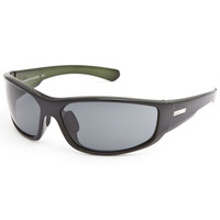 Suncloud Pursuit Polarized Sunglasses Black/Grey Polarized One Size For Men 25072512701