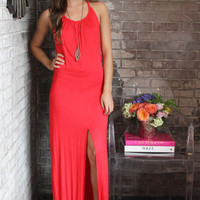 Show Stopper Maxi Dress