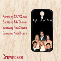 S4 Mini case,Samsung galaxy s4 active,Samsung galaxy s4 active case,Samsung S4 case,Samsung Galaxy S3 case--friends serial tv show.