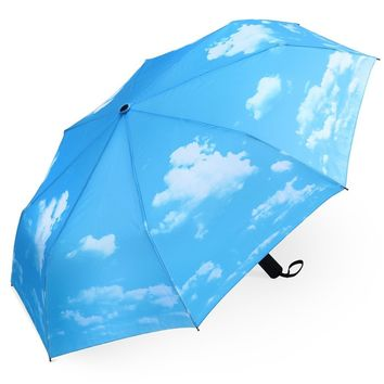 Blue Sky Umbrella