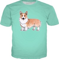 Welsh corgi dog T-Shirt