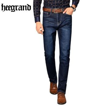 Stitches and Seams USA mens jeans mid waist skinny straight casual pants