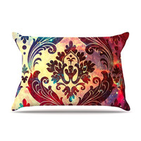"""Caleb Troy """"Galaxy Tapestry"""" Standard Pillow Case - Outlet Item"""