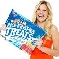 Rice Krispie Treat Sheet, Giant Rice Krispie, Kellogg's Rice Krispie Treat Sheet