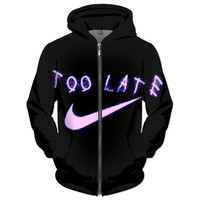 Get Your Very Own Custom Nike Jacket