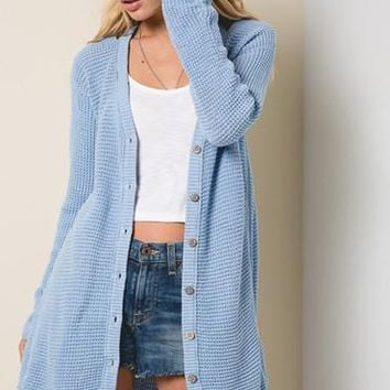 Misty Moonlight Cardigan